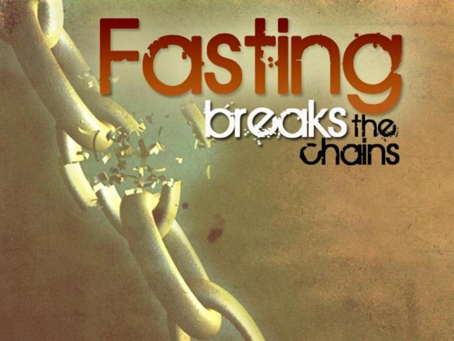 Who Should Teach You About Fasting?