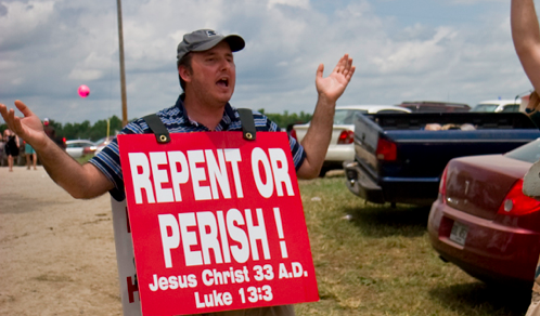 Why Repent of Our Sins