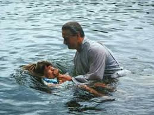 Is Water Baptism by Immersion Important to you as a Christian?