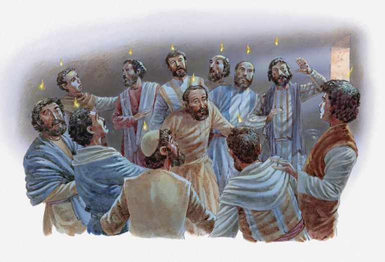 Baptism with the Holy Ghost is it Real?
