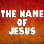 Defining the Name of the Lord Jesus Christ
