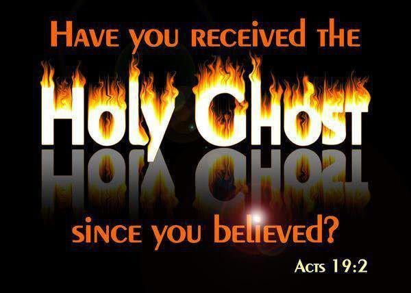 Receiving the Holy Ghost through the Laying on of Hands - a Thing of the Past?