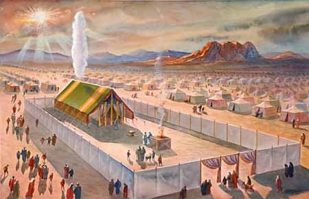 Picture of the Tabernacle