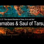 The Tale of Barnabas and Saul Apostles of Jesus Christ