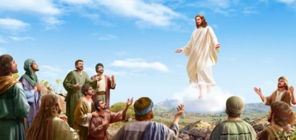 A Picture of the Rapture of Jesus Christ