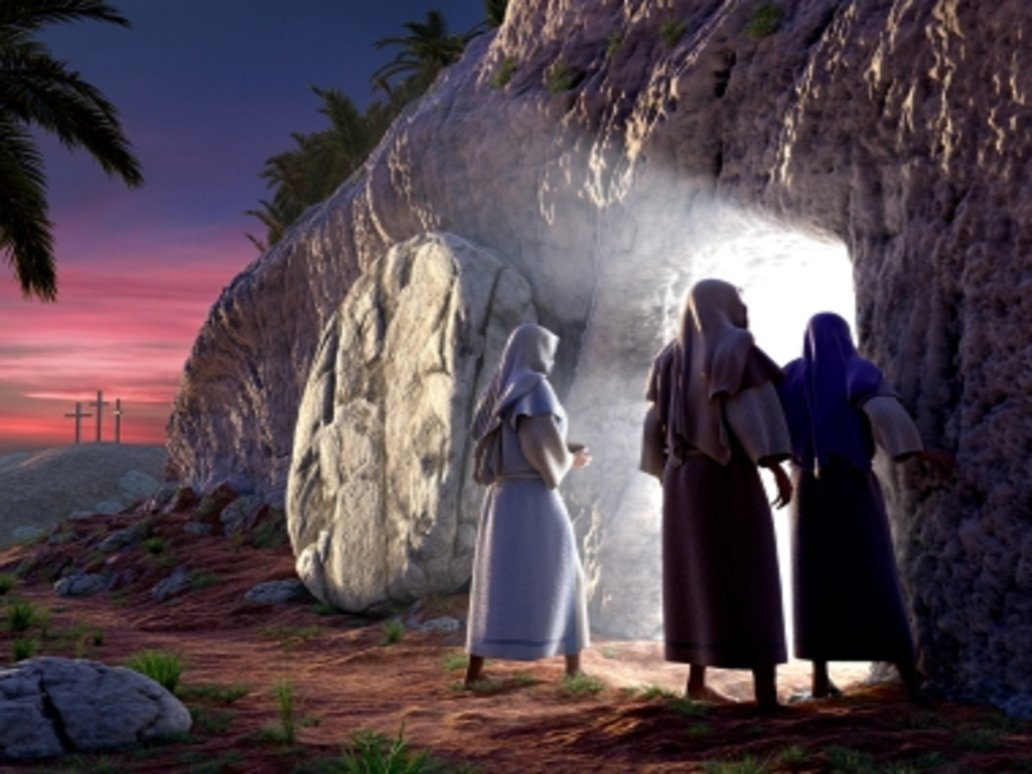 The Resurrection of Jesus Christ is Not About Easter