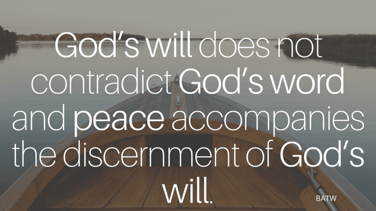 the-will-of-god
